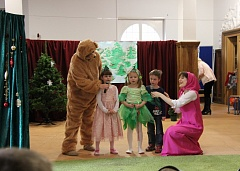 "Music show ""Masha and the Bear"" (Video)"