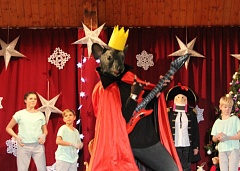 "Christmas celebration - ""Who will defeat the Mouse King?"""